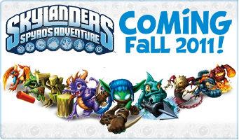 Skylanders: Spyros Adventures