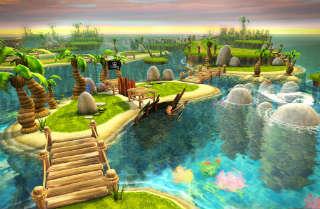 Пейзаж из Skylanders: Spyro's Adventure