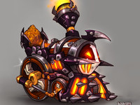 A Arena SteamBoss